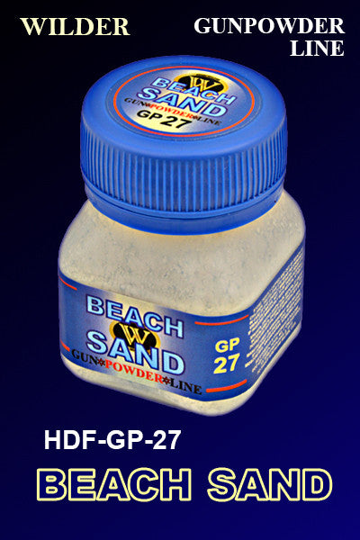 Wilder BEACH SAND 50 ml | HDF-GP-27