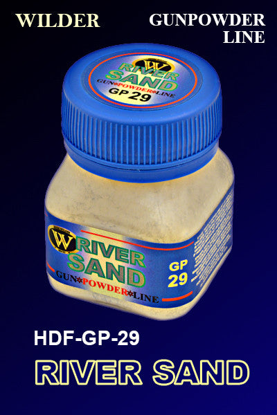 Wilder RIVER SAND 50 ml | HDF-GP-29