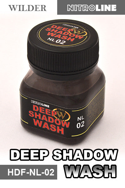 Wilder Deep Shadow Wash 50ml | HDF-NL-02