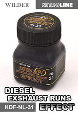 Wilder DIESEL EXHAUST RUNS EFFECT 50 ml | HDF-NL-31