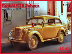 ICM 1/35 Kadett K38 Saloon WWII German Staff Car | 35478
