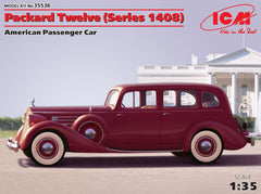 ICM 1/35 Packard Twelve (Series 1408) American Passenger Car | 35536