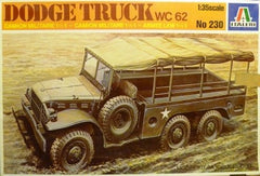 Italeri 1/35 Dodge Truck WC 62 | 230