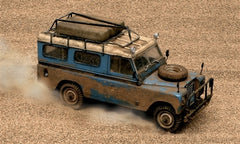 "Italeri 1/35 Land Rover ""Safari"" 
