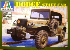 Italeri 1/35 Dodge Staff Car | 6228