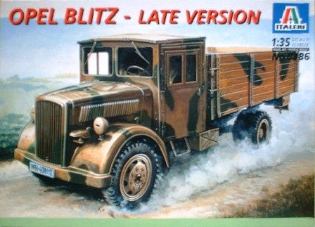 Italeri 1/35 Opel Blitz, Late Version | 6386