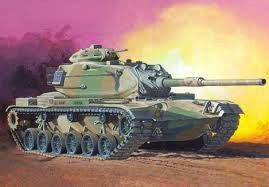 Italeri 1/35 M-60 A1 Patton | 6397