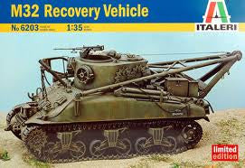 Italeri 1/35 M32 Recovery Vehicle  | 6203