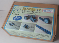 Kaizen 1/35 Panzer IV Late Version 1943-1945 40cm Workable Track Link Set