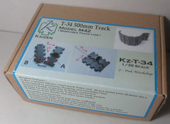Kaizen 1/35 T-34 500mm Track Model M42 Workable Track Link Set