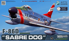 Kittyhawk 1/32 F-86D Sabre Dog | 32007
