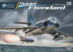 Kittyhawk 1/48 Super Etendard | 80138