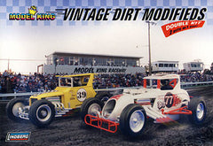 Lindberg 1/25 Vintage Dirt Modifieds | LIN603031