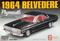 Lindberg 1/25 1964 Plymouth Belvedere | LIN72183