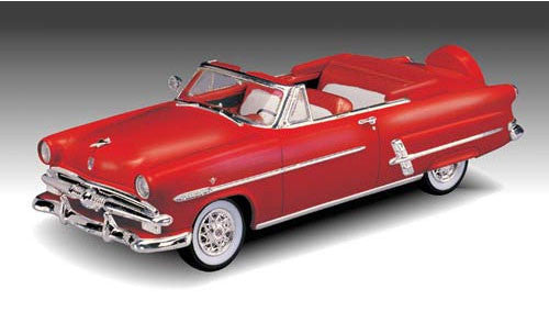 Lindberg 1/25 1953 Ford Convertible Model Kit | LIN72195