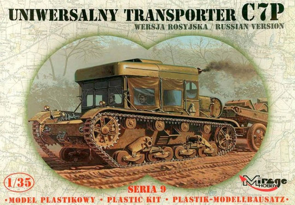 Mirage 1/35 Uniwersalny Transporter C7P (Russian Version)  | M35903