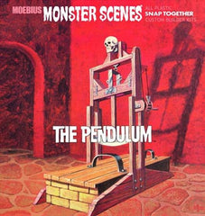 MOEBIUS 1/13 Monster Scenes: The Pendulum Snap Kit | MOE636