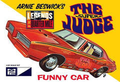 MPC 1/25 Arnie Beswicks The Super Judge GTO Funny Car | MPC784/12
