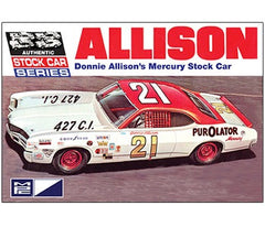 MPC 1/25 1971 Mercury Cyclone Stock Car-Donnie Allison | 796