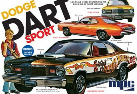 MPC 1/25 1975 Dodge Dart Sport | MPC798/12