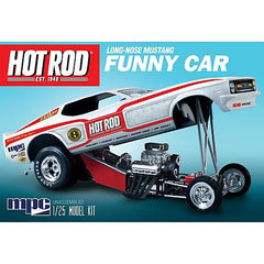 MPC 1/25 1970's Hot Rod Magazine Mustang Funny Car | 801/12