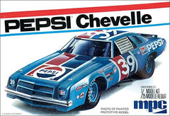 MPC 1/25 Pepsi '75 Chevy Chevelle Stock Car | 808/12