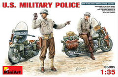 Miniart 1/35 US Military Police | 35085