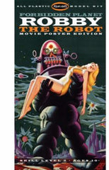 Polar Lights 1/12 Forbidden Planet Robby the Robot & Altaira | 893