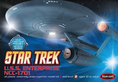 Polar Lights 1/1000 Star Trek U.S.S. Enterprise NCC-1701 | POL803