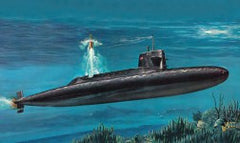 Revell 1/253 Polaris Nuclear Submarine | REV00008
