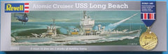 Revell 1/460 Atomic Cruiser USS Long Beach | REV00022