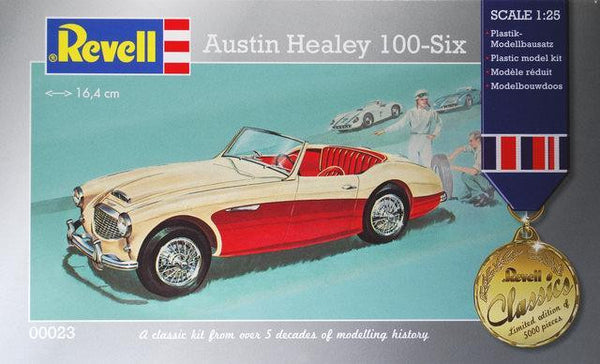 Revell 1/25 Austin Healey 100-Six | REV00023