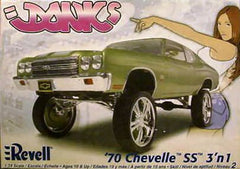 Revell 1/24 1970 Chevelle 2in1 | REV85-2072