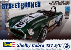 Revell 1/24 Shelby Cobra 427 S/C | REV85-2828