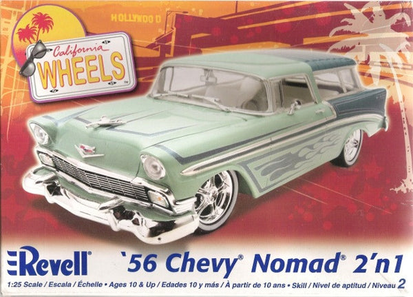 Revell 1/25 '56 Chevy Nomad | REV85-2892