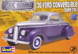 Revell 1/25 '36 Ford 2'n 1 | REV85-4227