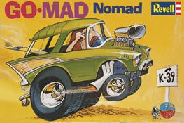 Revell 1/25 Dave Deal's Go-Mad Nomad® | REV85-4310
