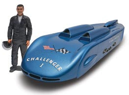 Revell 1/25 Mickey Thompson's Challenger I with figure | REV85-4918