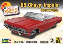 Revell 1/25 1965 Chevy Impala Convertible | REV85-4933