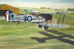 Roden 1/48 Bristol F.2B Fighter Mk.IV | 428