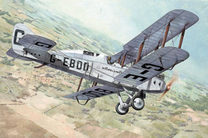 Roden 1/48 de Havilland Dh9 Commercial | 435