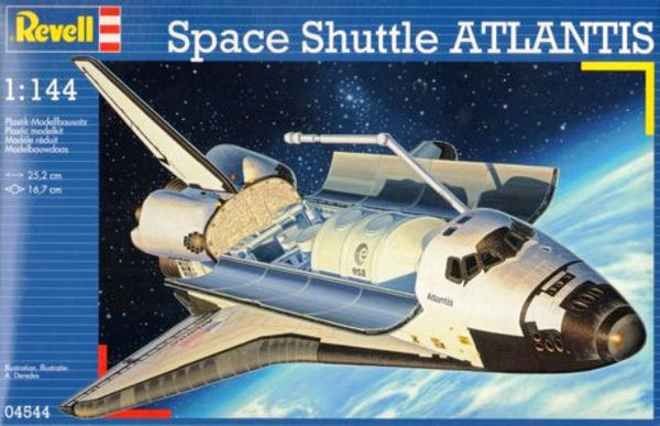 Revell 1/32 Space Shuttle Atlantis  |  04544