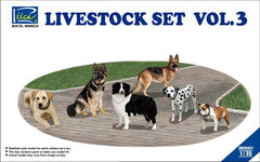 Riich 1/35 Livestock Set Vol 3 | 35021