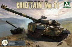 Takom 1/35 Chieftain Mk.11  (2 in 1) | 2026