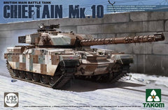 Takom 1/35 Chieftain Mk.10  (2 in 1) | 2028