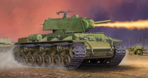 Trumpeter 1/35 KV-8S Welded Turret | 01568