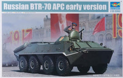 Trumpeter 1/35 BTR-70 APC Early Version | 01590