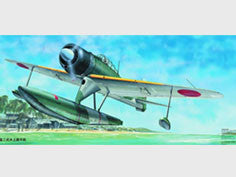 Trumpeter 1/24 Nakajima A6M2-N Rufe Float Plane | TRUM02410