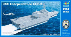 Trumpeter 1/350 USS Independence (LCS-2) | TRUM04548