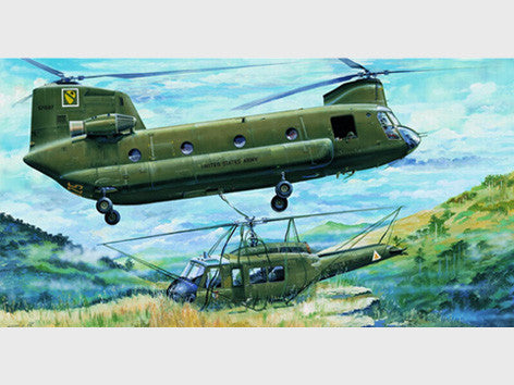 "Trumpeter 1/32 CH-47A ""CHINOOK"" 